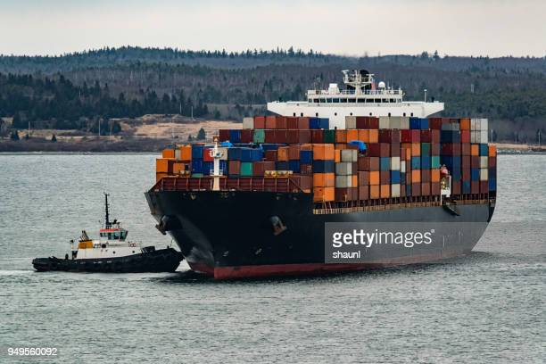 container ship - cargo container stock pictures, royalty-free photos & images