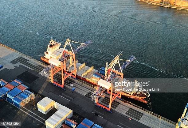 Container Shipping in New York Hatbor