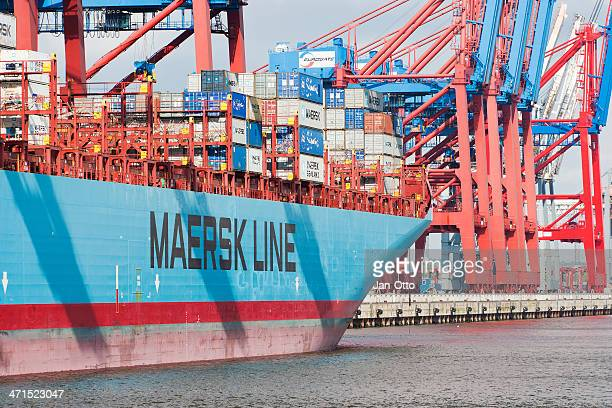Maersk Stock Photos And Pictures Getty Images