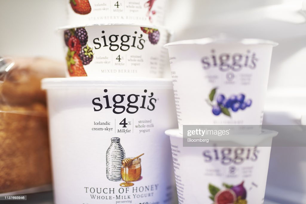 NY: In The Yogurt World, The Greeks Are Down And The Vikings Are Up