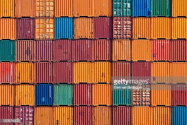 containers - container stock pictures, royalty-free photos & images