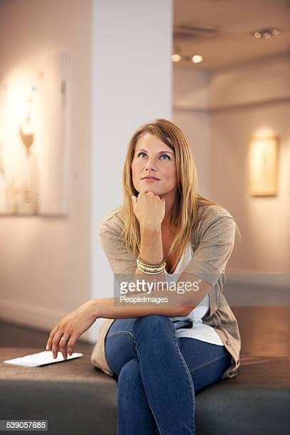 Contemplating centuries of masterpieces