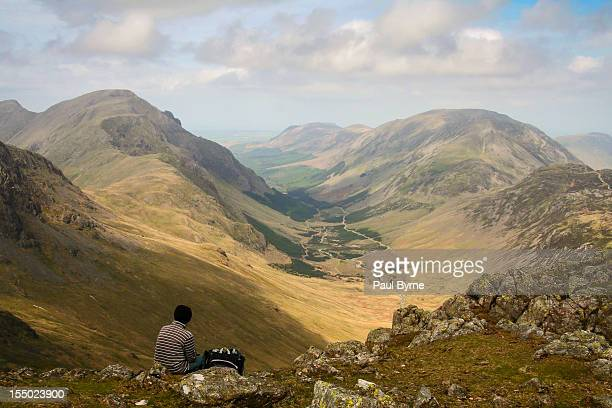 Contemplating Ennerdale