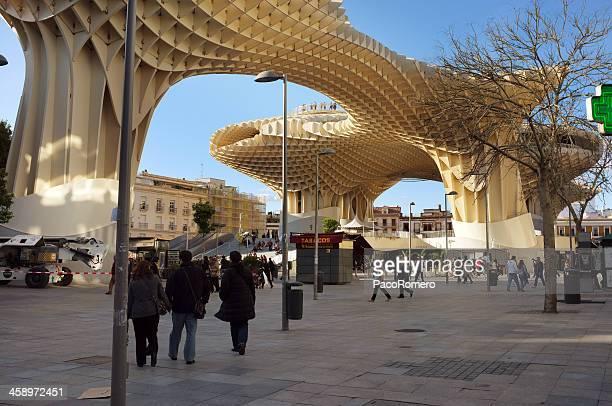 Arquitetura contemporânea em Sevilha, Espanha