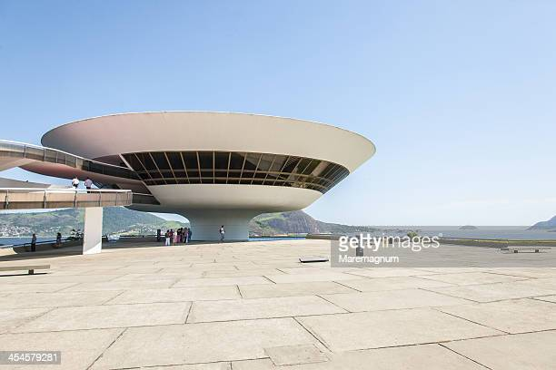 Contemporary Art Museum by Oscar Niemeyer