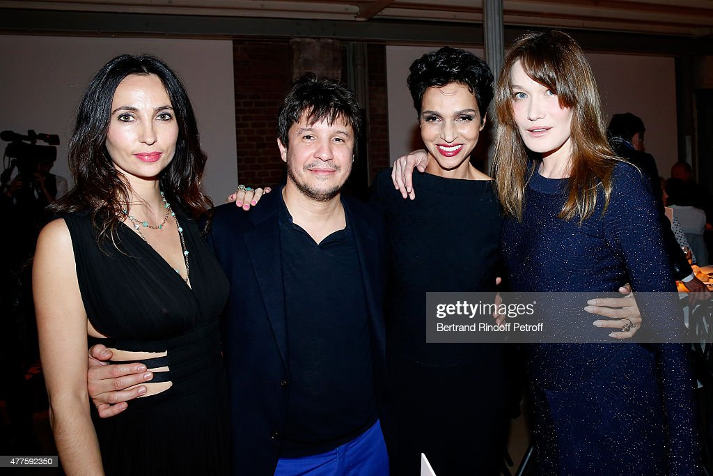 'Alaia' : Azzedine Alaia Perfum Launch Party In Paris
