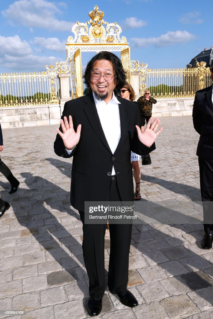 Lee Ufan's Exhibition At The Palace Of Versailles : Gala Dinner