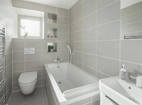 Contemporary Bathroom - gettyimageskorea