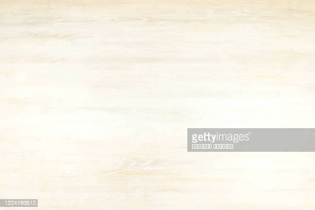 contemporary bleached light painted white beige natural wooden oak background texture. top view. - wood material stock pictures, royalty-free photos & images