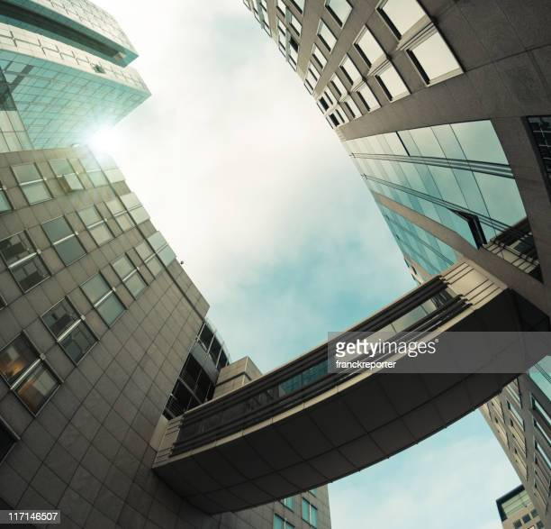 Contemporary building architecture