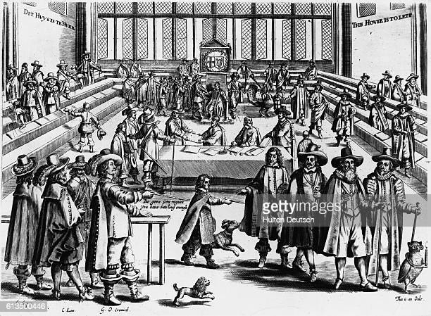 a discussion of oliver cromwells decision to dissolve the rump in 1653 Anthony ashley cooper, 1st earl of shaftesbury, pc (22 july 1621 – 21 january 1683), known as anthony ashley cooper from 1621 to 1630, as sir anthony ashley cooper, 2nd baronet from 1630 to 1661, and as the lord ashley from 1661 to 1672, was a prominent english politician during the interregnum and during the reign of king.