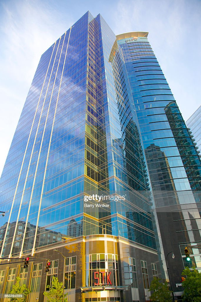 Contemporary glass office Modern Contemporary Glass Office Towers Atlanta Stock Photo Archiexpo Contemporary Glass Office Towers Atlanta Stock Photo Getty Images