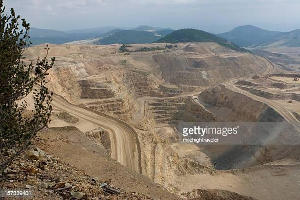 Moderne gold mine, Colorado