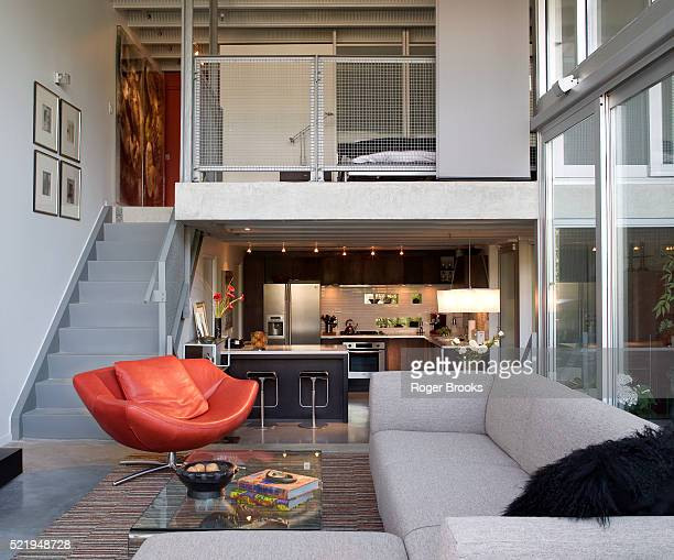 Contemporary Loft Home