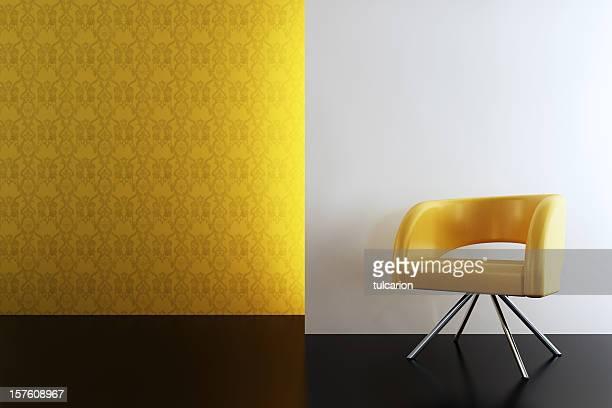 Moderne Lounge-Zimmer