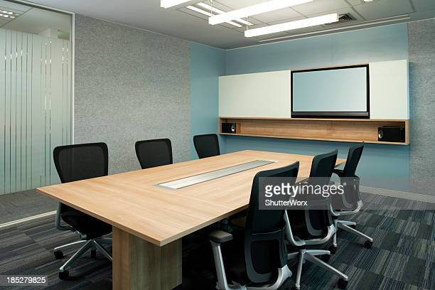 Contemporary Office Board Room