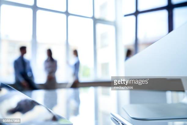contemporary workstation - incidental people stock pictures, royalty-free photos & images