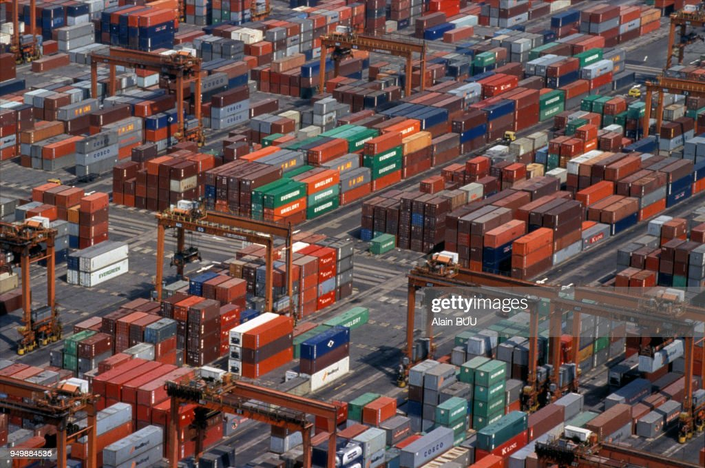 Le Port De Hong Kong En 1994 Pictures Getty Images
