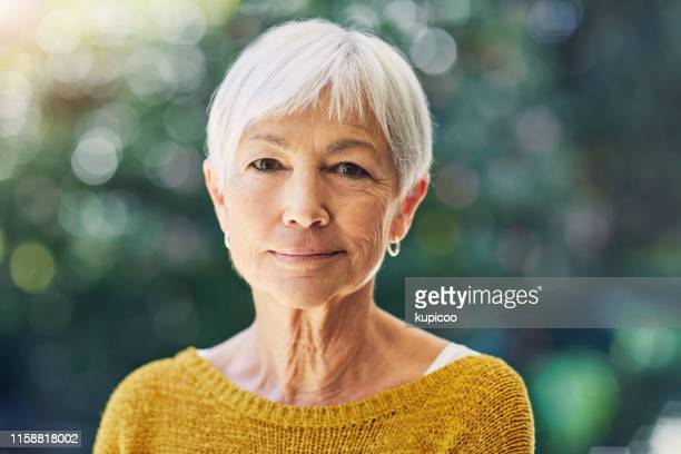 content with the quality of my life - older woman stock pictures, royalty-free photos & images