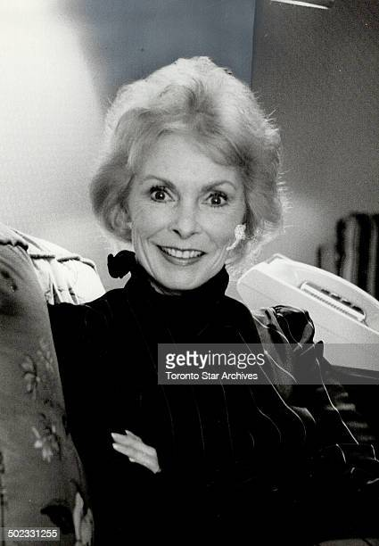 Contented star: Janet Leigh says of her biography; I had no need to use the book as a weapon.