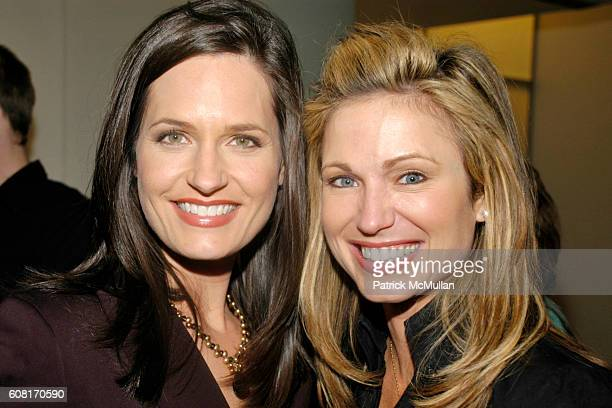 Contessa Brewer and Amy Robach attend Cocktail Party Celebrating FOOD CURES by The Today Show's Nutritionist JOY BAUER Hosted by Jessica Seinfeld...