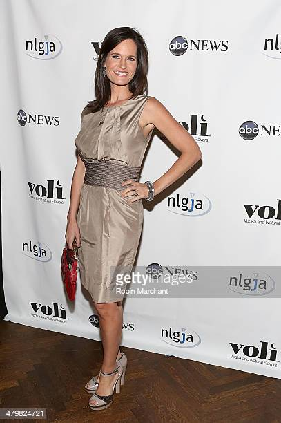 Contessa Brewer attends the 19th Annual National Lesbian And Gay Journalists Association New York Benefit at The Prince George Ballroom on March 20...