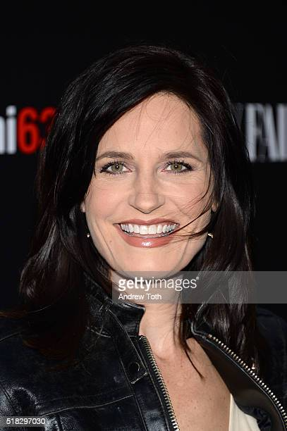 Contessa Brewer attends 'The Girlfriend Experience' New York premiere at The Paris Theatre on March 30 2016 in New York City
