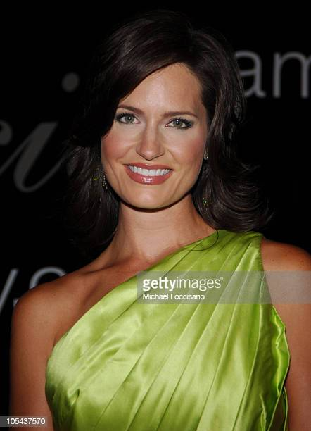 Contessa Brewer during American Women in Radio Television's 30th Annual Gracie Allen Awards at The Marriott Marquis in New York City New York United...