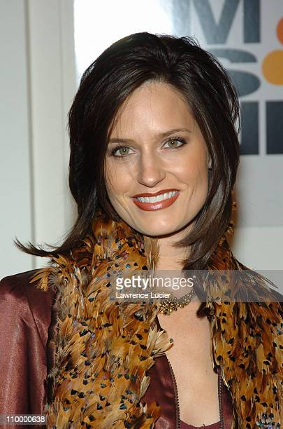 Contessa Brewer during MSNBC Launches MSNBC at the Movies and MSNBC Entertainment Hot List at The Hit Factory in New York City New York United States
