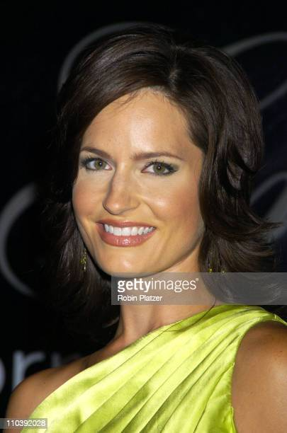 Contessa Brewer of MSNBC during American Women in Radio Television 30th Annual Gracie Allen Awards at New York Marriot Marquis Hotel in New York City...