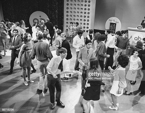 SHOW Contest Winners 6/23/69 Contest winners on the ABC Television Network dance show 'American Bandstand'