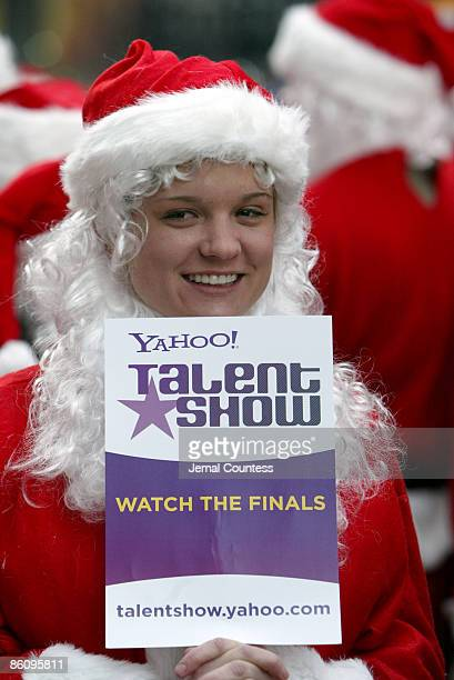 Contestant in the Yahoo Talent Search Finals
