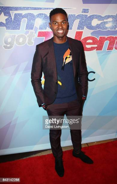 Contestant Johnny Manuel attends NBC's 'America's Got Talent' Season 12 live show at Dolby Theatre on September 5 2017 in Hollywood California