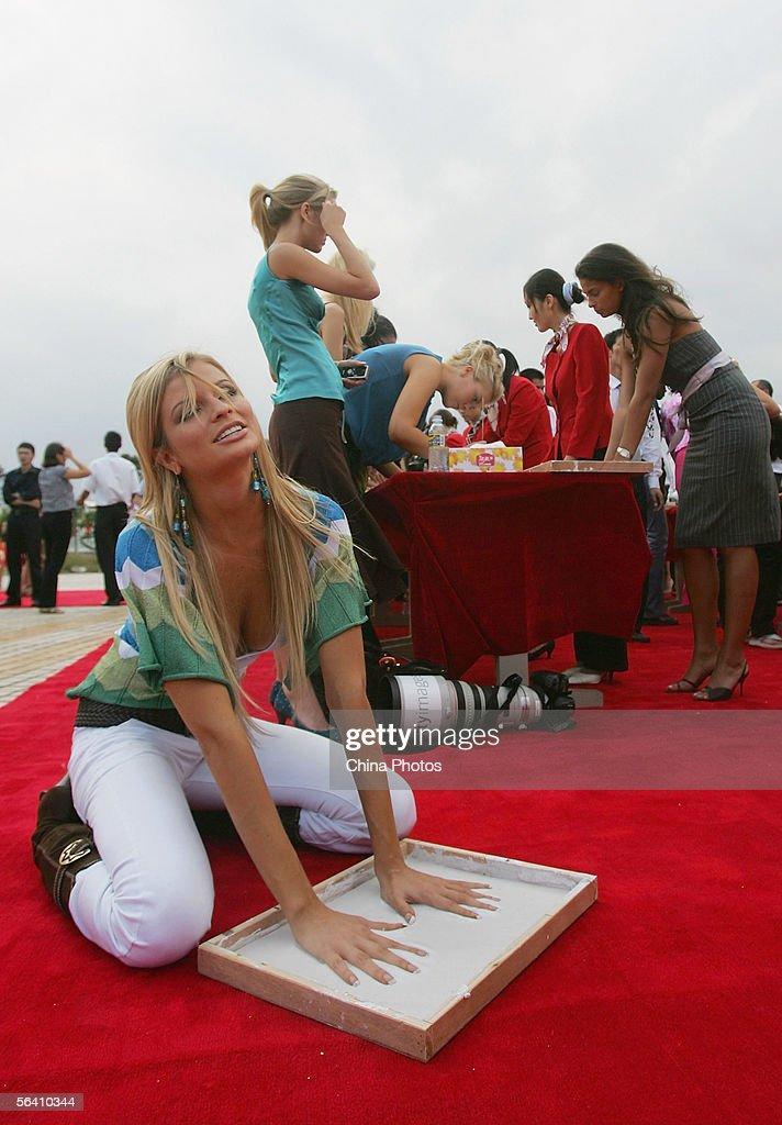 Miss World 2005 : News Photo