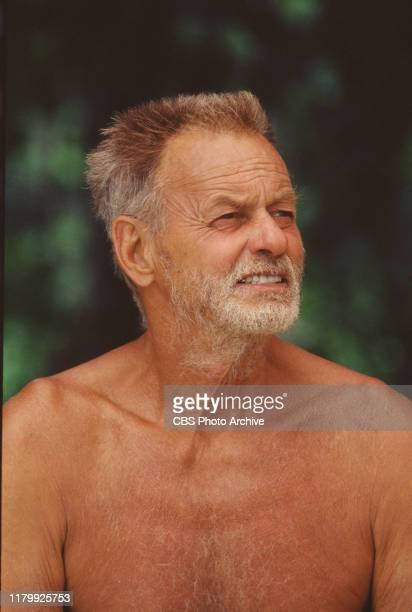 SURVIVOR contestant Rudy Boesch a 72yearold retired Navy SEAL from Virginia Beach on Pulau Tiga Malaysia Survivor a CBS television reality...