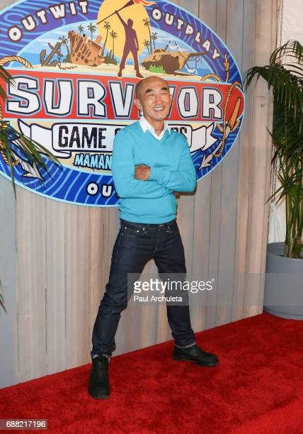 Contestant Tai Trang attends CBS' 'Survivor Game Changers Mamanuca Islands' at CBS Studios Radford on May 24 2017 in Studio City California