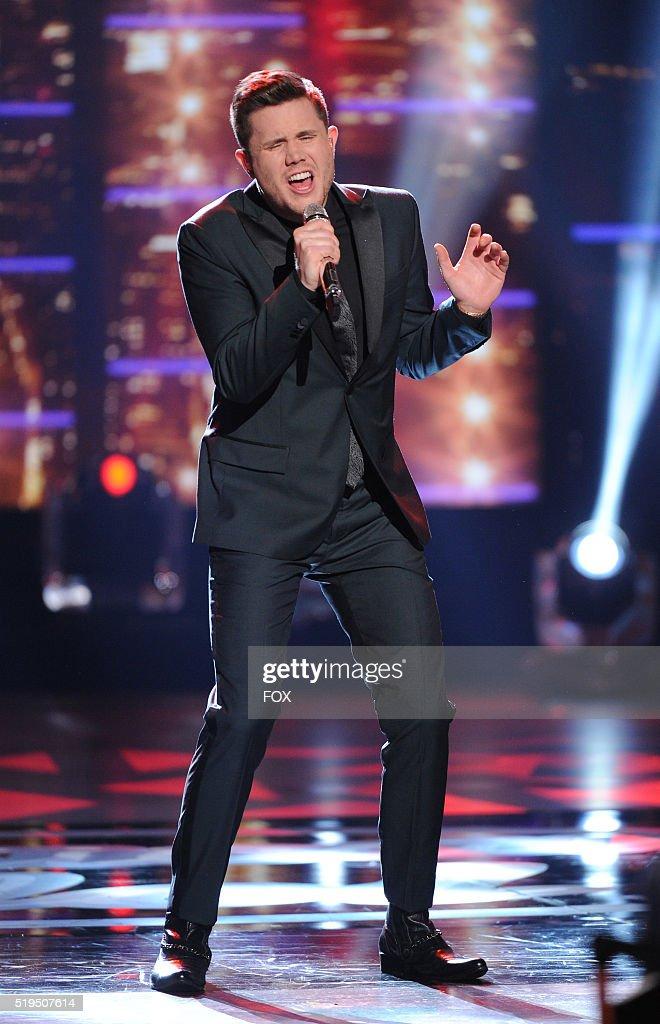 "FOX's ""American Idol"" Season 15 - Top 3 To 2 : News Photo"