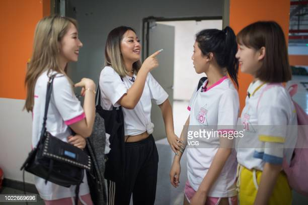 42 Produce 101 China Reality Show Record Pictures, Photos