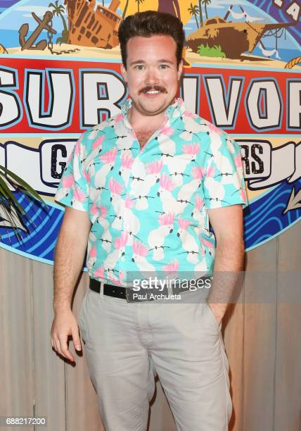 Contestant Zeke Smith attends CBS' 'Survivor Game Changers Mamanuca Islands' at CBS Studios Radford on May 24 2017 in Studio City California