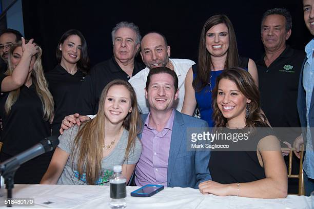 """Contestants attend the """"Shark Tank"""" Meet the Contestants event at The Garden City Hotel in Garden City, NY."""
