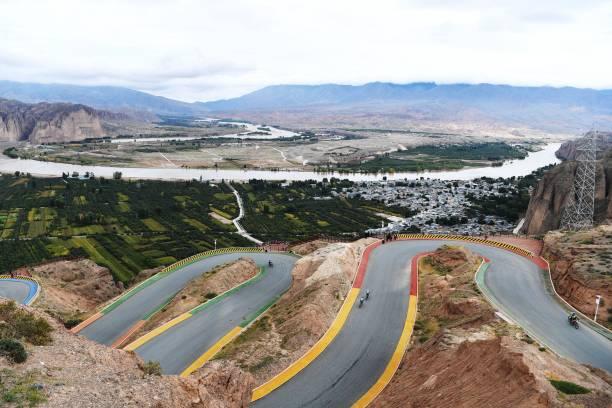CHN: Long Bike Cross - Crossing the Silk Road 2020 International Multiday Mountain Bike Racing