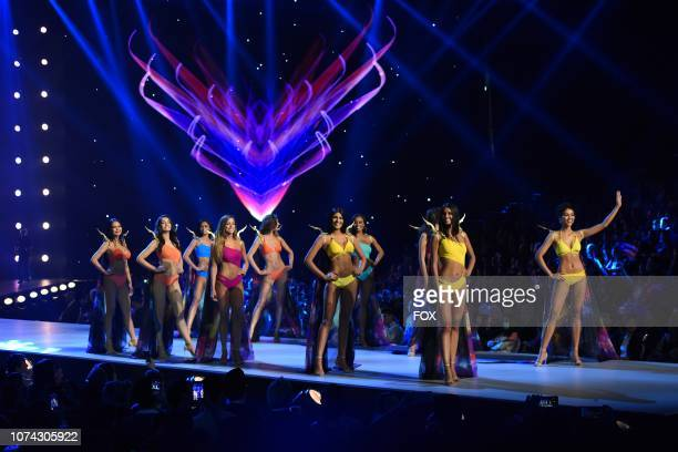 Contestants during the 2018 MISS UNIVERSE competition airing live from Bangkok Thailand on Sunday Dec 16 on FOX