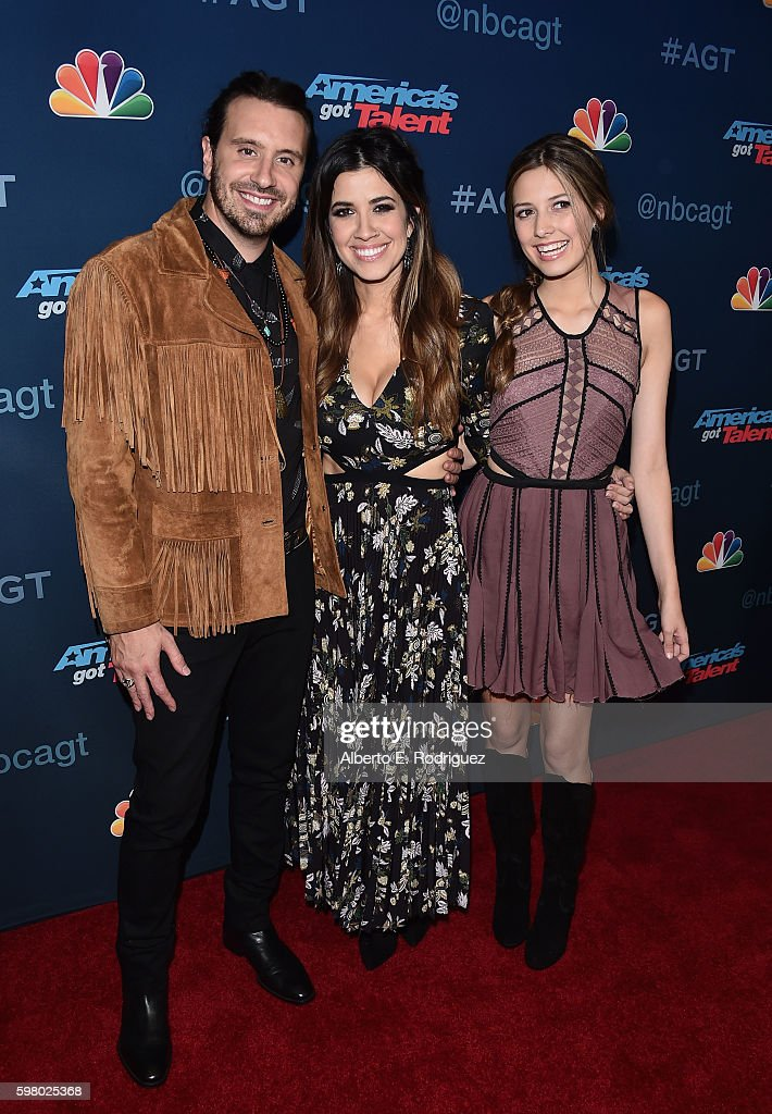 Contestants Edgar attend the 'America's Got Talent' Season 11 Live Show at The Dolby Theatre on August 30, 2016 in Hollywood, California.