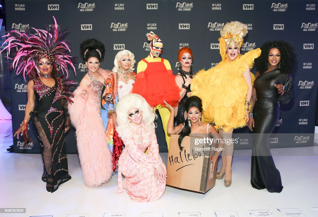 Yaass Queens! Meet RuPaul's Drag Race All Stars 3