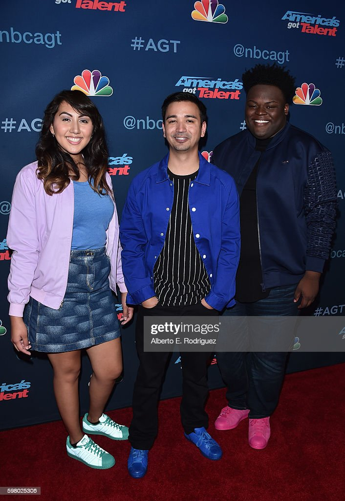 Contestants Musicality attends the 'America's Got Talent' Season 11 Live Show at The Dolby Theatre on August 30, 2016 in Hollywood, California.