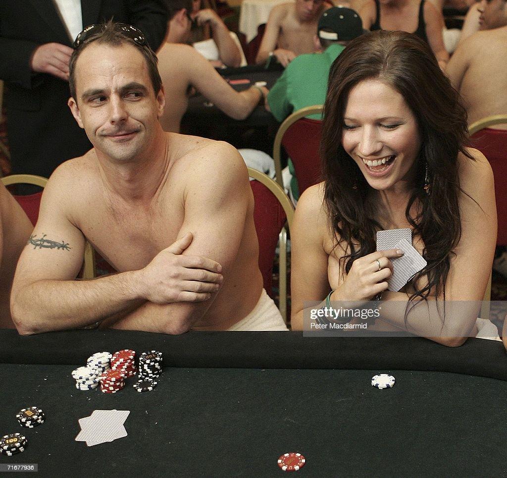 Strip poker championships
