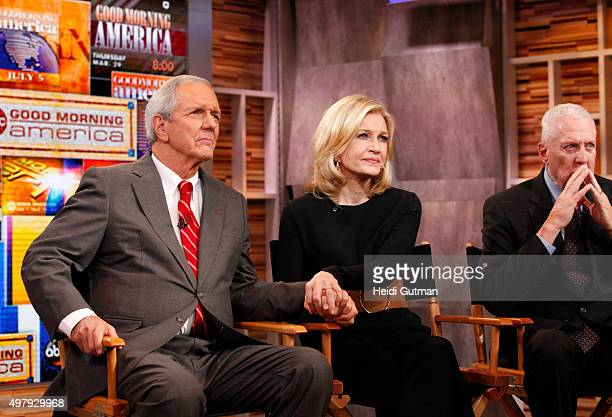 AMERICA 11/19/15 GMA continues its 40 for 40 Marathon a 40hour continuous broadcast across all Walt Disney Television via Getty Images News platforms...