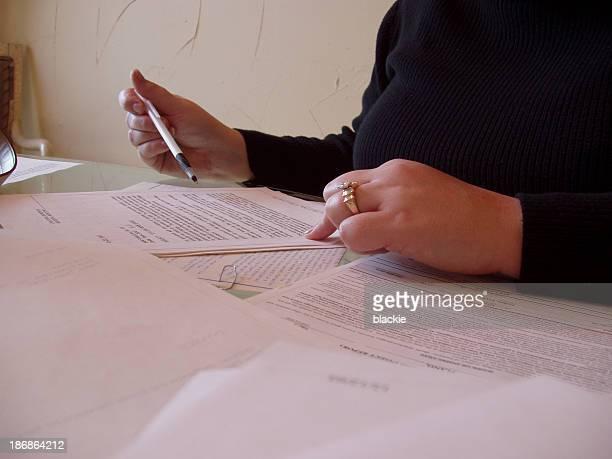 Contract - hands