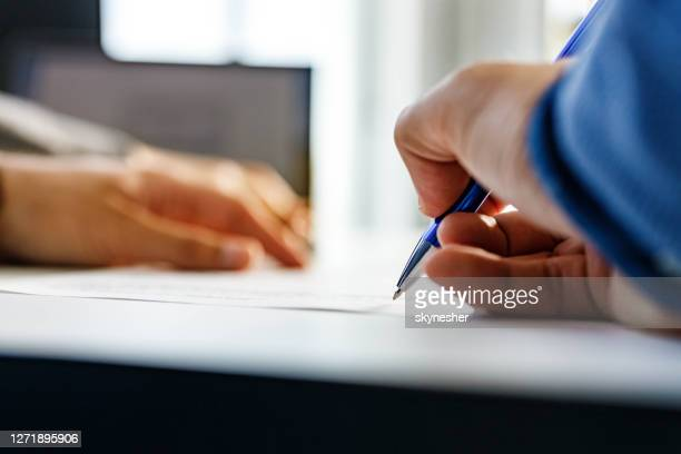 contract signing! - lease agreement stock pictures, royalty-free photos & images