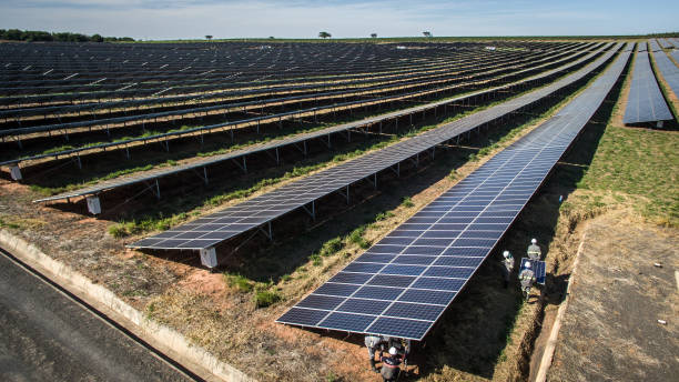 BRA: AES Tiete Solar Farm As Latin America Sets Record For Clean Energy Expansion